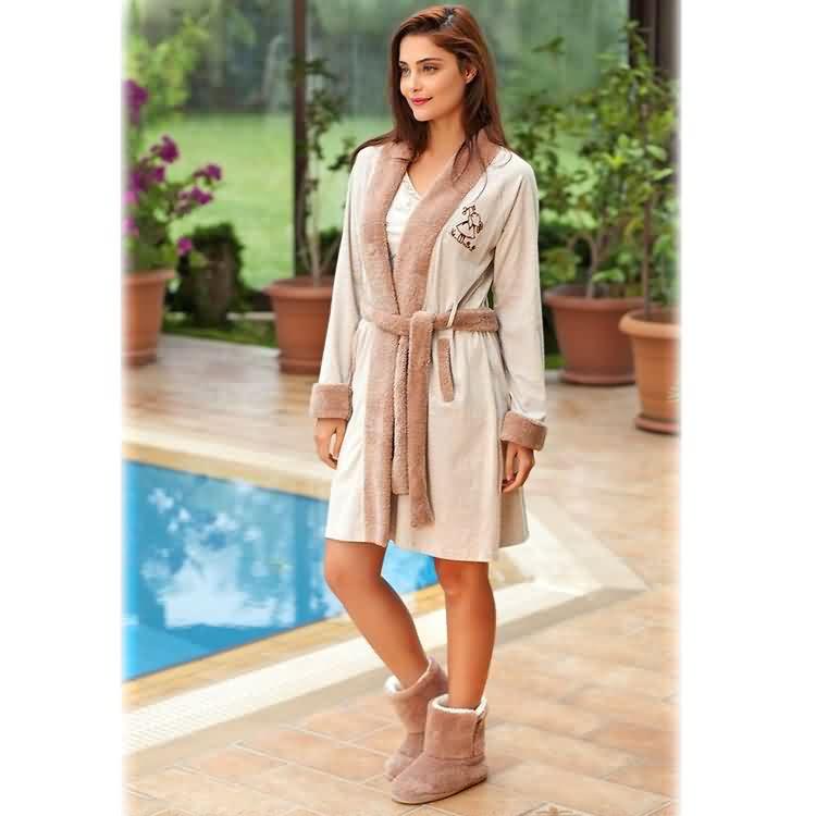 Халат з сорочкою купити по Україні у Магазині Жіночих Халатів 211f715e48ff7
