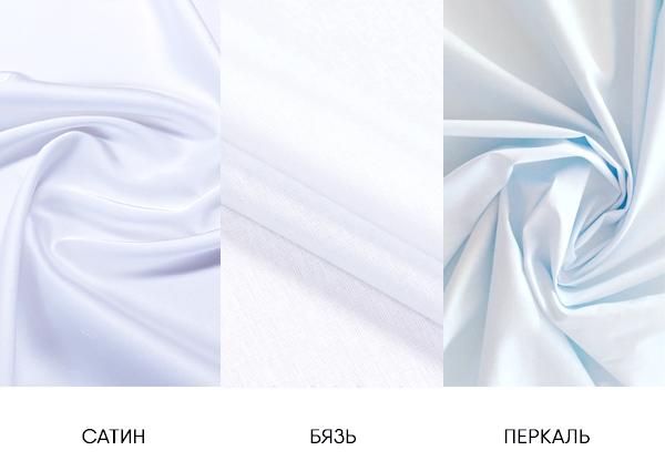 натуральные ткани для скатертей - фото