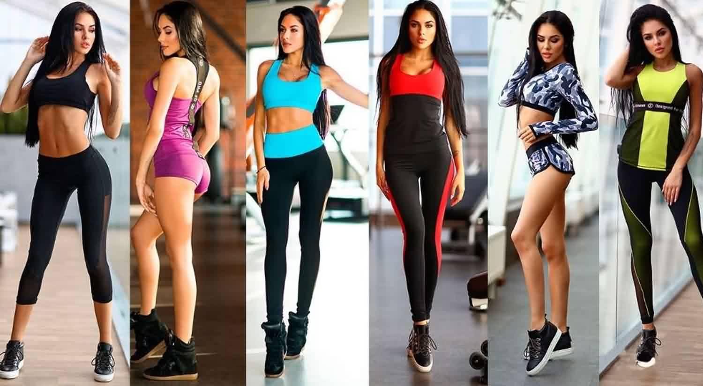 Тотальний розпродаж жіночого одягу для спорту в edem-textile 330b080fc76bd