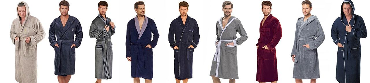 8d5e2515f2445 Види чоловічих халатів на сайті Едем-Текстиль фото