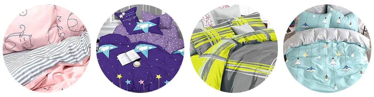 Выбираем практичное детское постельное белье